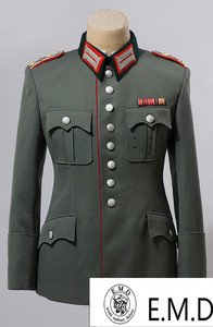 WW2 M27 Eight buttons, National Defense Force Officer Uniform The suit includes pants.