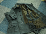 German Air Force jacket wool