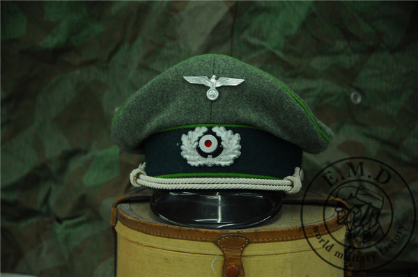 WW2 Grenadier Officer Hat Suit