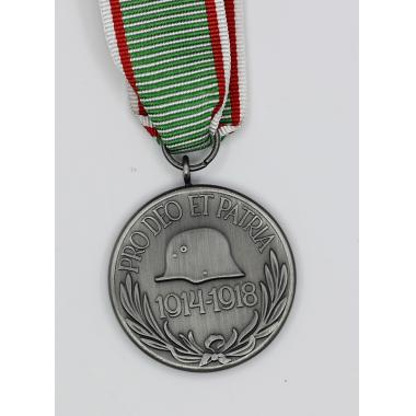 Hungarian War Commemorative Medal 1914 - 1918