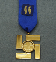 WW2 SS 24 years in service
