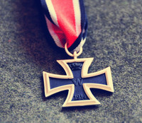 EK2 Cross medal