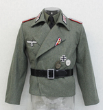 WW2 Assault gun uniform jacket and trousers suit