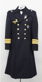 WW2  Navy officer coat suit wool